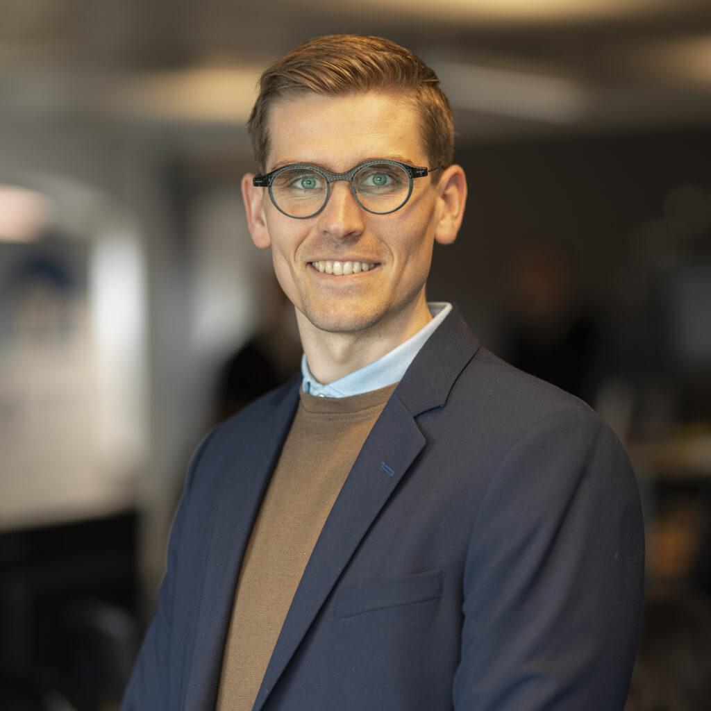 Forsikringsmægler Peter H. Rasmussen fra V-R Gruppen Forsikringsmæglere